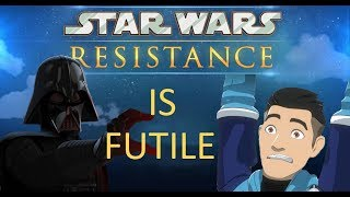 Star Wars Resistance: Another subversion of hopes and expectations?