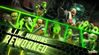A.I.M. Team Showcase | MARVEL Strike Force