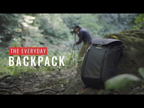 Design Deep Dive - Everyday Backpack by Peak Design