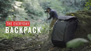 Design Deep Dive - Everyday Backpack by Peak Design