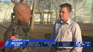 Callers claiming to be collecting money for families of fallen heroes: Scam Watch