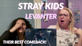 Gambar cover Stray Kids '바람 (Levanter)' MV REACTION