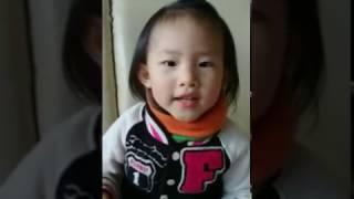 瑩瑩客家順口溜影片