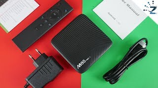 Mecool M8s Pro L #2018 Version Unboxing with Google Assistant!
