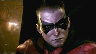 "Batman: Arkham Knight ""A Flip of A Coin"" Story (Robin Episode) 1080p HD"