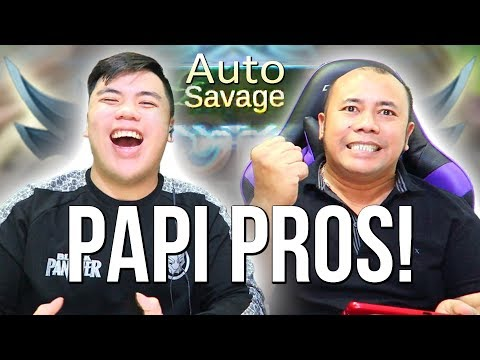 KETIKA PUNYA BOKAP MAIN MOBILE LEGENDS JUGA! AUTO SAVAGE!?!? - Mobile Legends Indonesia #80