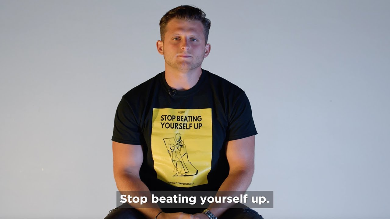Stop Beating Yourself Up - Nikolay Timoshchuk Jr