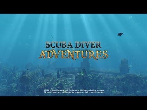 Scuba Diver Adventures: Beyond The Depths - Universal - HD Gameplay Trailer