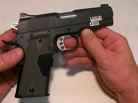 KIMBER PRO CARRY .45s: 1911 Carry Perfection, Part 1 - YouTube