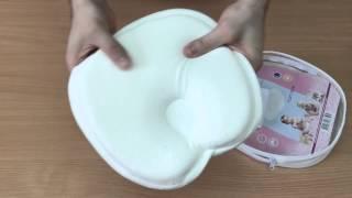 Топ-109 Тривес | Ортопедическая подушка детям до года
