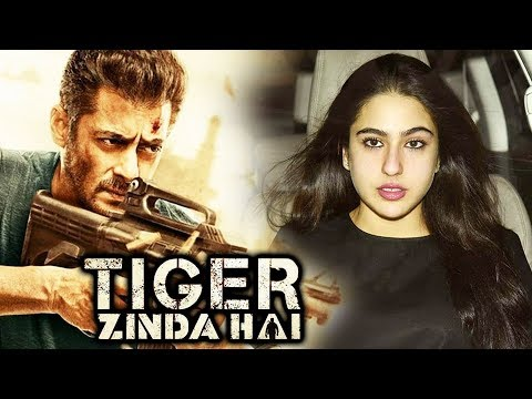 Salman's Tiger Zinda Hai BREAKS Hollywood Record, Salman ANGRY On Sara Ali Kham