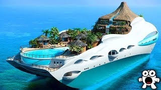 top 10 craziest yacht features you wont believe exist