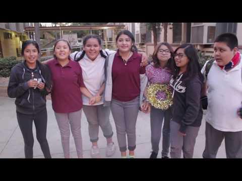 Acting Class @ Belvedere Middle School