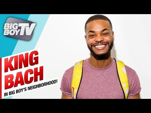 "King Bach on The Fall of Vine, His movie ""Where's The Money"" & Using His Real Name"