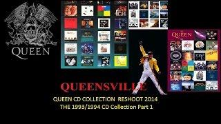 Queen CD Collection Part 1