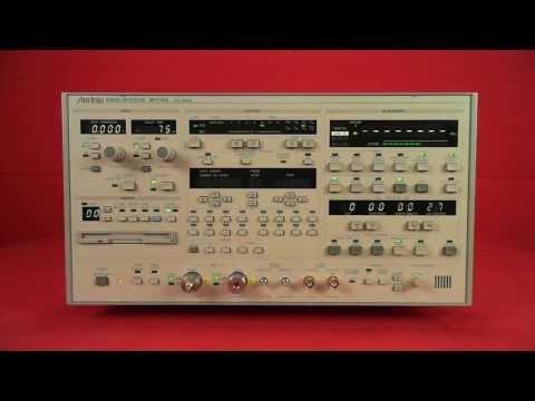 Anritsu MP1756A 15GHz Error Detector, For Sale