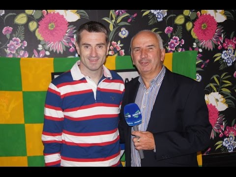 Donegal TV Interview with Rory Gallagher 3AUG15