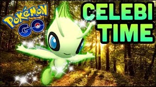 TIME FOR CELEBI IN POKEMON GO | MULTIPLE EX RAID BOSSES?