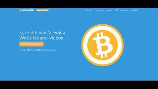 Пассивный сбор Bitcoin на автомате без капчи, 50 сатоши каждые 20 секунд.