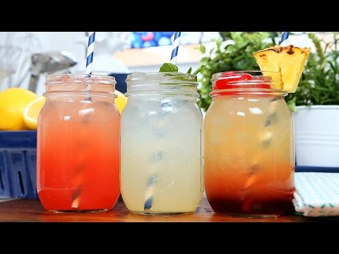 Get 3 Homemade Lemonade Recipes Screenshots
