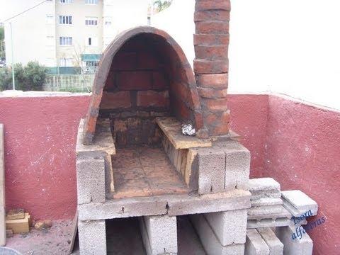 Horno casero para cer mica youtube for Calcomanias para ceramica horno
