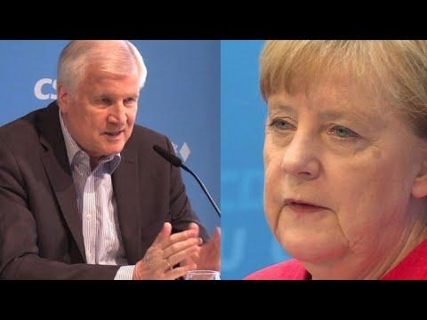 Galgenfrist für Merkel im Asylstreit