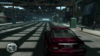 GTA4 (Grand Theft Auto IV) Game Play