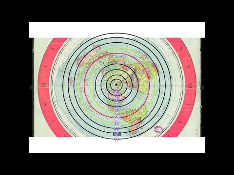 Gleason Flat Earth Map-True! thumbnail