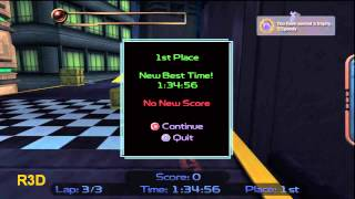 Ratchet and Clank HD Platinum Guide - Speedy Trophy {HD}