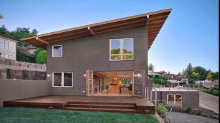 Single Sloped Roof House Plans   Daddygif.com (see Description)