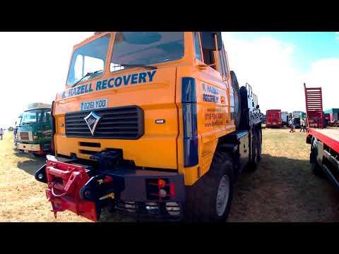 1987 Foden Wrecker 6x6 Diesel Heavy Recovery Truck