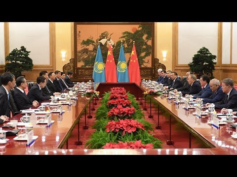 China, Kazakhstan to walk 'hand in hand' on path of rejuvenation