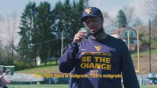 West Virginia Football | Shadon Brown Mic'd Up