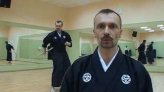 Как выбрать и практиковать истинное Боевое Искусство. Prezents 2005 Academy Kobujutsu & Aikijutsu
