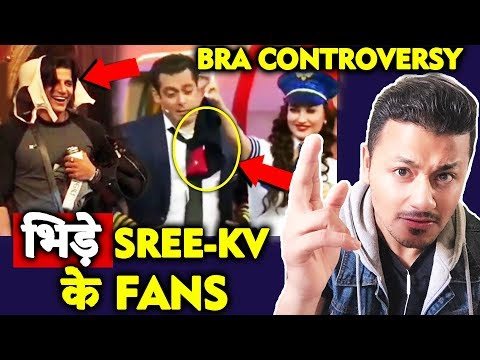 BRA Controversy  Sreesanth Fans And Karanvir Fans BIG FIGHT  Bigg Boss 12 Update