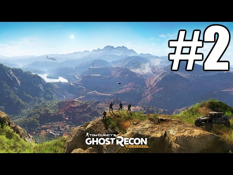 The FGN Crew Plays: Tom Clancy's Ghost Recon Wildlands Closed Beta #2 - Tacticool Family (PC)