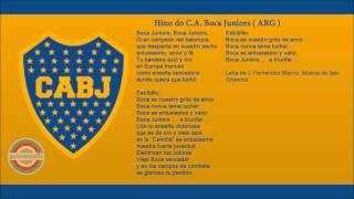 Baixar Hino do Boca Juniors ( ARG )