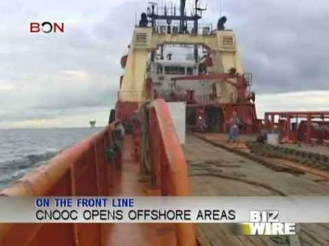 CNOOC opens offshore areas - Biz Wire August 30 - BONTV