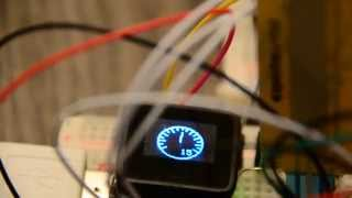 Microview learning kit - Prototype Traffic Light Management