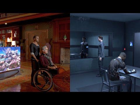 Detroit: Become Human (ИгроСтрим - 2-1)