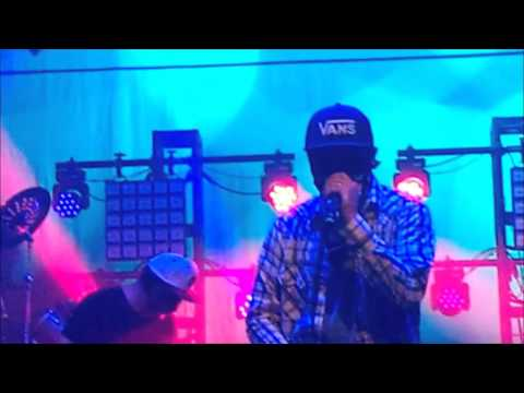 Hollywood Undead - Live @ Webster Hall -  NYC - October 12, 2015.