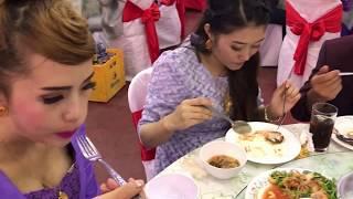 Trip to Laos 2017 - Noj dablaug tshoob wedding party