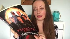 "Stargate SG-1 Merchandise opening ""Illustrated companion"""