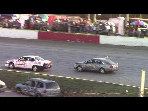 Senoia Raceway Street Race with Demo Cars 8/4/18