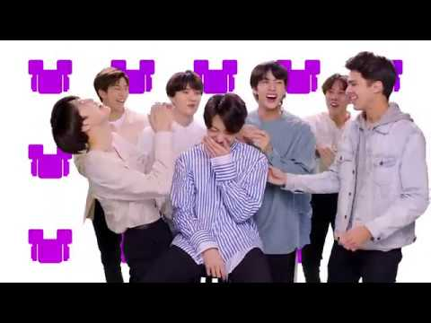 BTS So Happy Challenge with Brent Rivera  Radio Disney Music Awards