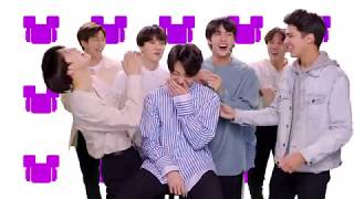 BTS So Happy Challenge with Brent Rivera | Radio Disney Music Awards thumbnail