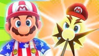 СУПЕР МАРИО ОДИССЕЙ #41 мультик игра для детей Детский летсплей на СПТВ Super Mario Odyssey Boss