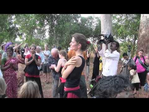 One billion rising in Auroville
