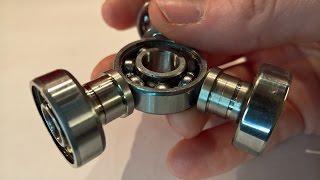 DIY Hand Spinner Model 2 | 5 Way Fidget Spinner