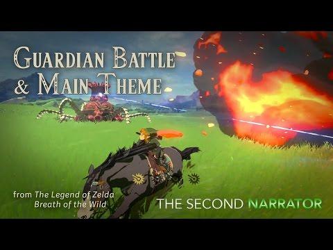Zelda Breath of the Wild Orchestration - Guardian Battle (10k celebration!)